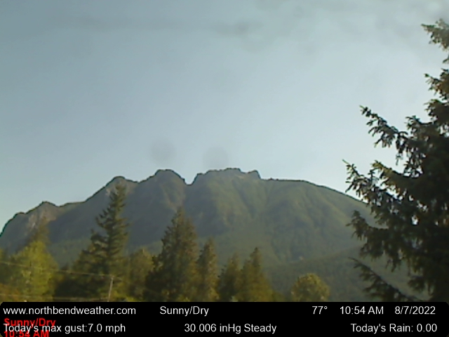 Snoqualmie Pass WebCams
